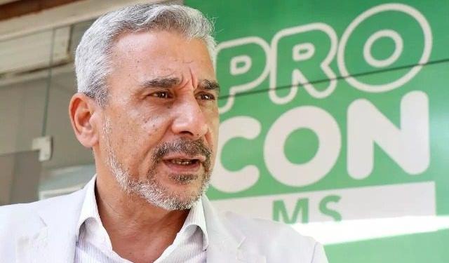 Marcelo Salomão superintendente do Procon-MS