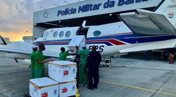 (Foto: Secretaria da Saúde da Bahia (Sesab)/ divulgação )