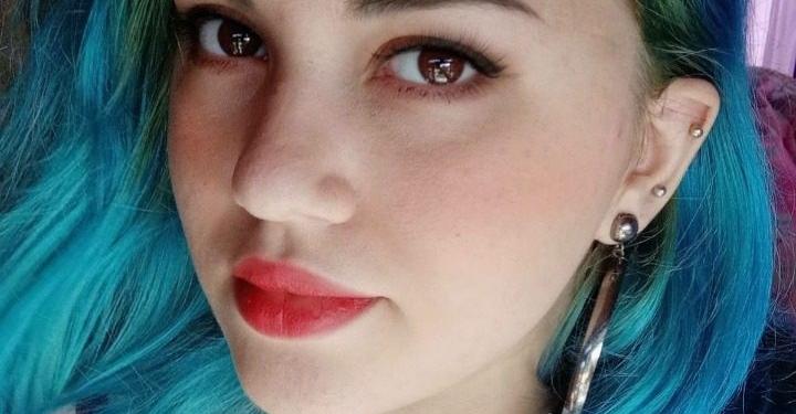 Géssica Dias Tizon foi morta pelo próprio pai – Foto: Facebook/Reprodução