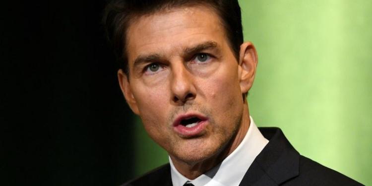 Em áudio obtido pelo jornal The Sun, Tom Cruise gritou com funcionários e exigiu que medidas contra Covid-19 sejam cumpridas