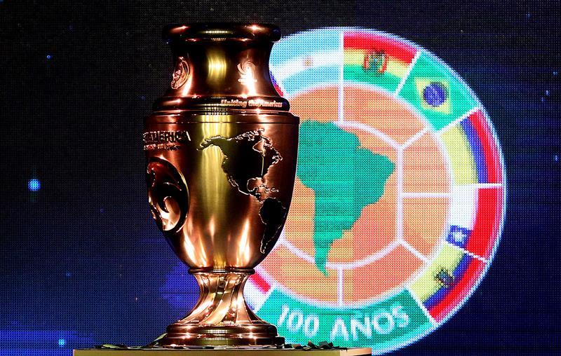 Copa America Centenario Spielplan