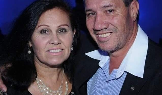 Givaldo e a mulher Zuleide: depois de 14 anos de casados, marido mandou matar a mulher em emboscada