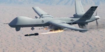 O drone militar MQ-9 Reaper