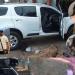 Haylee Carolina Acevedo Yunis (21), levou 6 tiros Fonte: Josmar Josino