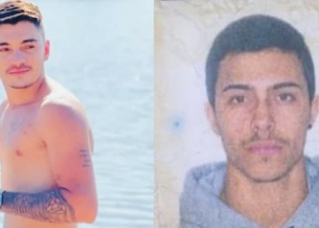 Matheus Henrique dos Santos Venâncio de 20 anos e Pedro Augusto Boim de 24 anos