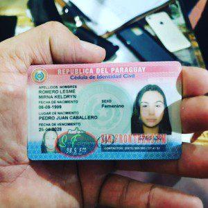 Mulher encontrada em cela de presidio seria filha de autoridade paraguaia