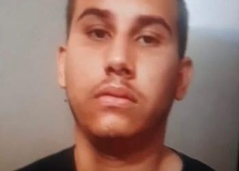 Derlis Javier foi preso na noite de terça-feira (12). — Foto: Polícia Nacional