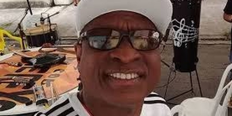 O músico Evaldo Rosa dos Santos, morto por militares no Rio