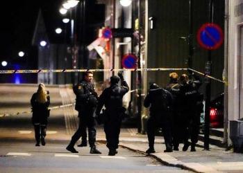 Ataques na cidade de Kogsberg, na Noruega, deixa vários mortos, segundo a polícia local Foto: Reuters
