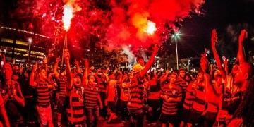 Já está pré-acordado que a caravana do Rio de Janeiro só deixará a cidade quando a de São Paulo já tiver partido